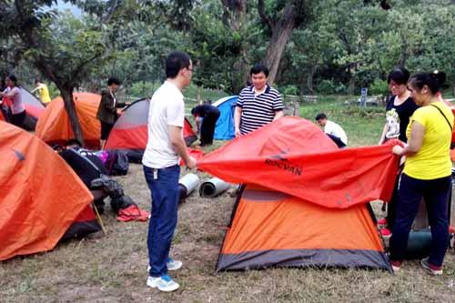 户外露营、野营