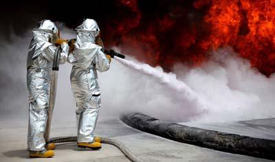 消防及演习培训