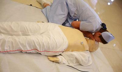 心肺复苏CPR及AED培训课程