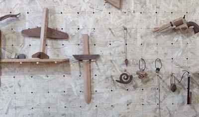 传统木艺生活类团建课程